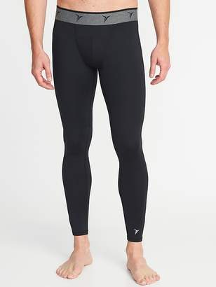Old Navy Go-Dry Built-In Flex Base-Layer Tights for Men