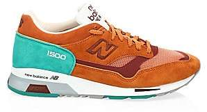 New Balance Men's 1500 Made in UK Suede Sneakers