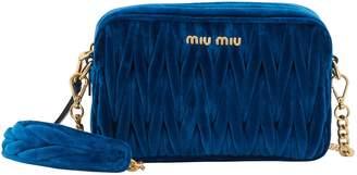 Miu Miu Velvet camera bag