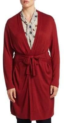 Nic+Zoe Plus Plus Trench Cardigan