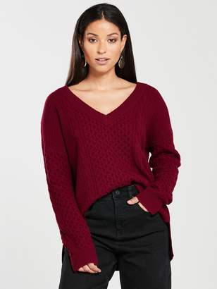 Whistles Cable Knit Jumper