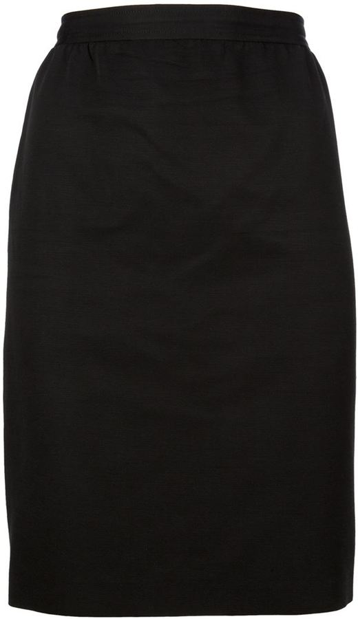 Ungaro Vintage Pencil skirt