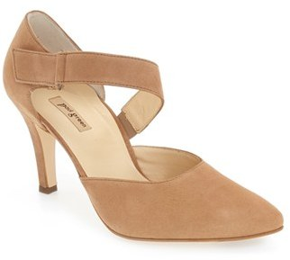 Women's Paul Green 'Desire' Pointy Toe D'Orsay Pump $299 thestylecure.com
