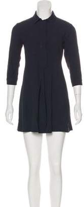 Max Mara Weekend Crepe Mini Dress