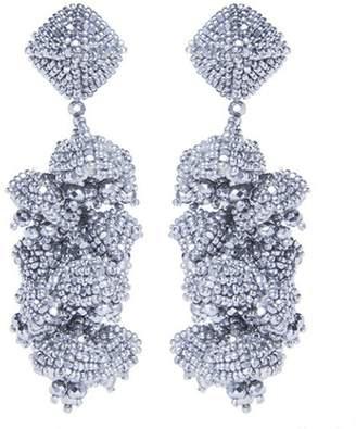 Sachin + Babi Sachin Babi Sachin Babi | Grapes Earrings - Silver