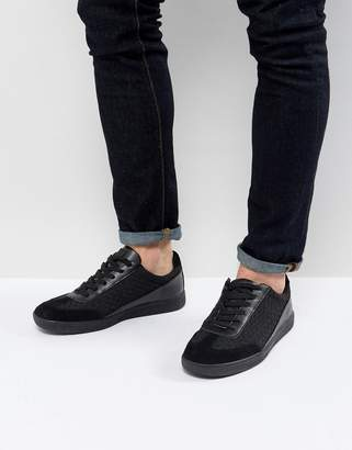 Religion Hatch Sneakers In Black