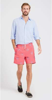 J.Mclaughlin Gibson Swim Trunks in Shark