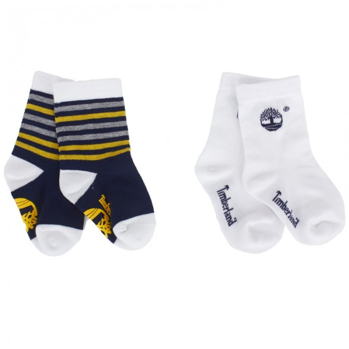 Timberland Kids Pack of Two Socks