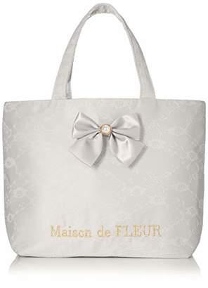 52a2e8022492 Maison de Fleur (メゾン ド フルール) - [メゾン ド フルール] ダブルリボン