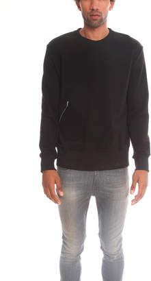 Timo Weiland Jordon Diagonal Zip Sweater