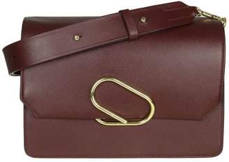 3.1 Phillip Lim Phillip Lim Alix Bag In Leather Color Bordeaux