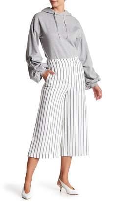 Vero Moda Striped Coulette Pants