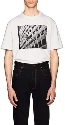 "Calvin Klein Men's ""American Flag"" Cotton T-Shirt"