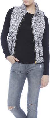 E.L. Clothing Herringbone Vest $45 thestylecure.com