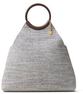 MICHAEL Michael KorsMichael Kors Collection Cooper Techno Cotton Ring Tote