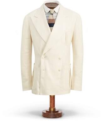 Ralph Lauren Linen Tweed Suit Jacket