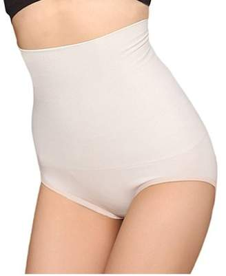 Online Women's Tummy Control High Waist Body Shaper Slimming Panty