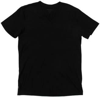 Splendid Mills Short Sleeve V Neck T Shirt