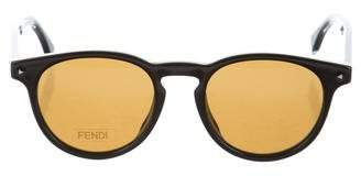 Fendi Tinted Round Sunglasses w/ Tags