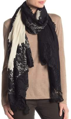 Bindya LULLA COLLECTION BY Ombre Cashmere & Silk Blend Scarf