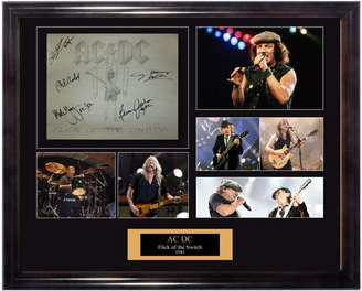 Luxewest Acdc Signed Album