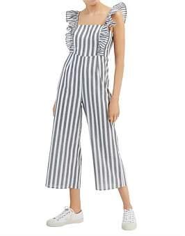The Fifth Label Flora Stripe Jumpsuit