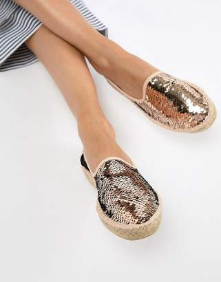 South Beach Sequin Espadrilles