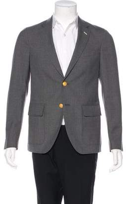 Gant The Hopsack Wool Blazer