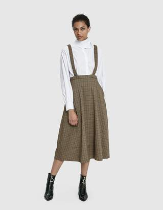 Stelen Tisha Plaid Skirt