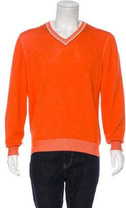 Brunello Cucinelli V-Neck Sweater