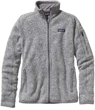 Patagonia Women's Better Sweater® Fleece Jacket $139 thestylecure.com