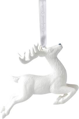 Wedgwood Reindeer Ornament