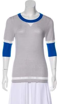 Roksanda Wool-Blend Colorblock Sweater