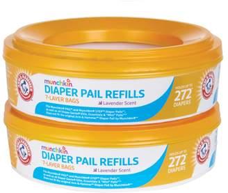 Munchkin Arm & Hammer 2-pk. Diaper Pail Refill Ring Bags