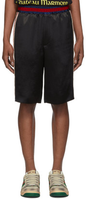 Gucci Black Basketball Shorts