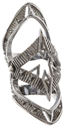 House of Harlow 1960 Shield Ring $45 thestylecure.com