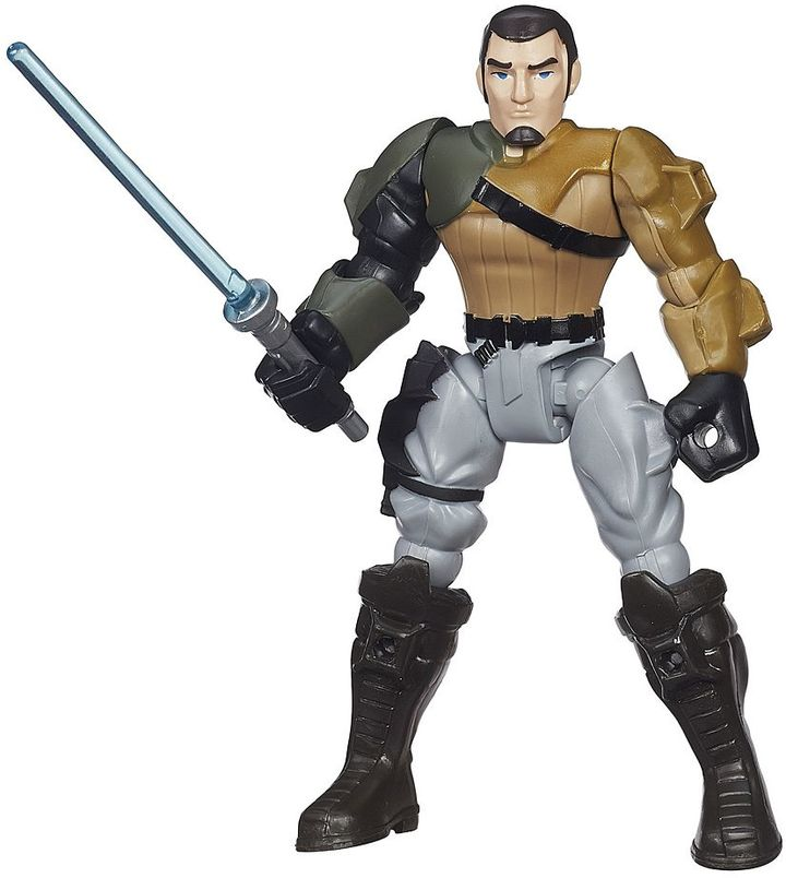 Hasbro Star Wars Rebels Hero Mashers Kanan Jarrus Figure by Hasbro