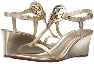 Tory Burch Miller 60mm Wedge Sandal Women's Wedge Shoes