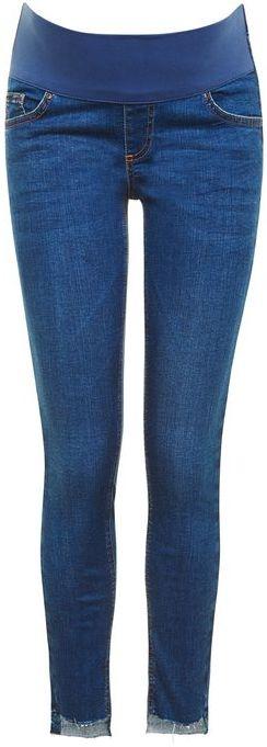 TopshopTopshop Maternity step hem jamie jeans