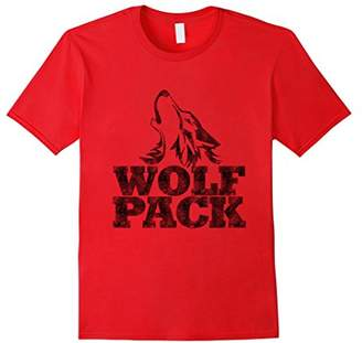 WOLF PACK T-Shirt Funny Vintage