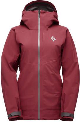 Black Diamond Women's Recon Stretch Ski Shell Jacket from Eastern Mountain Sports