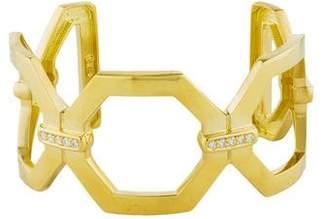 Penny Preville 18K Diamond Cuff