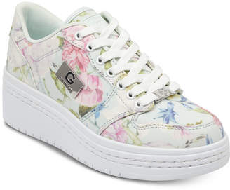 G by Guess Rigster Wedge Sneakers Women Shoes