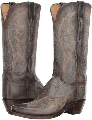 Lucchese Lily Cowboy Boots