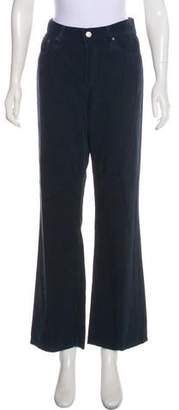 ALEXACHUNG x AG High-Rise Wide-Leg Pants w/ Tags