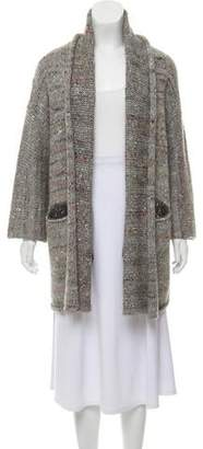 Zadig & Voltaire Knit Open Front Cardigan