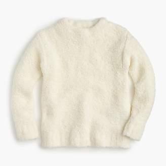 J.Crew Girls' mock-neck sweater
