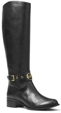 MICHAEL Michael Kors Heather Tall Leather Boots