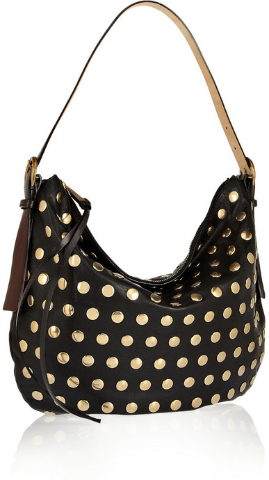 Marc Jacobs Nomad studded leather shoulder bag