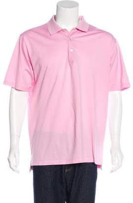 Peter Millar Short Sleeve Polo Shirt